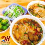 Bún cá – món ăn quen thuộc của người dân Hà Nội