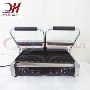 máy ép bánh mì đôi QH-234