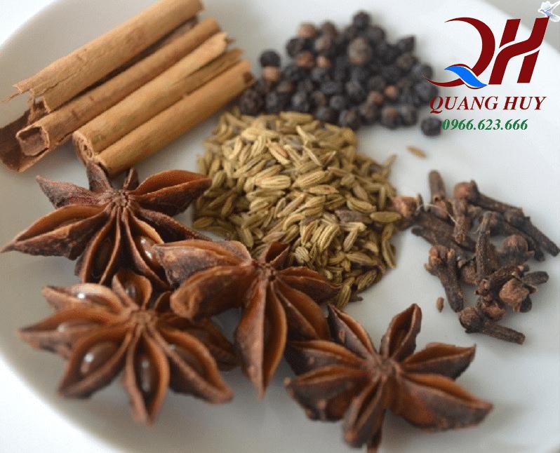 Các hương liệu an toàn và có nguồn gốc từ thực vật