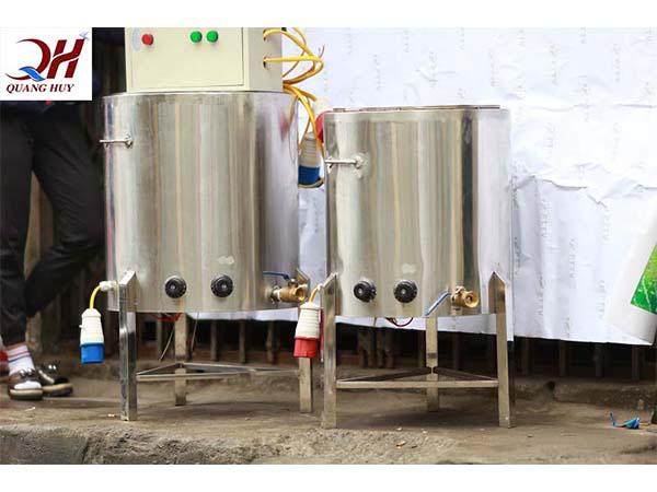Những nguy hiểm khi sử dụng nồi nấu nước phở giá rẻ