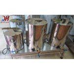 Nồi nấu nước phở bằng điện Quang Huy giá bao nhiêu ?