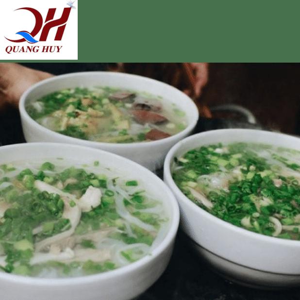 Phở là món ăn truyền thống được nhiều người yêu thích