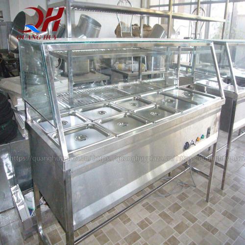 Vỏ tủ được làm từ inox chất lượng cao