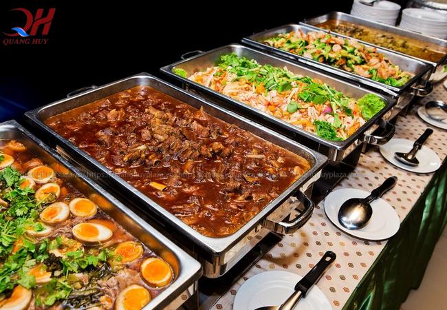 Nhờ sự tiện ích mà có thể giữ nóng được nhiều loại thực phẩm khác nhau