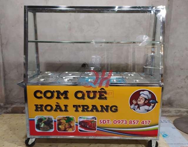 Tiện ích của tủ giữ nóng thức ăn Quang Huy