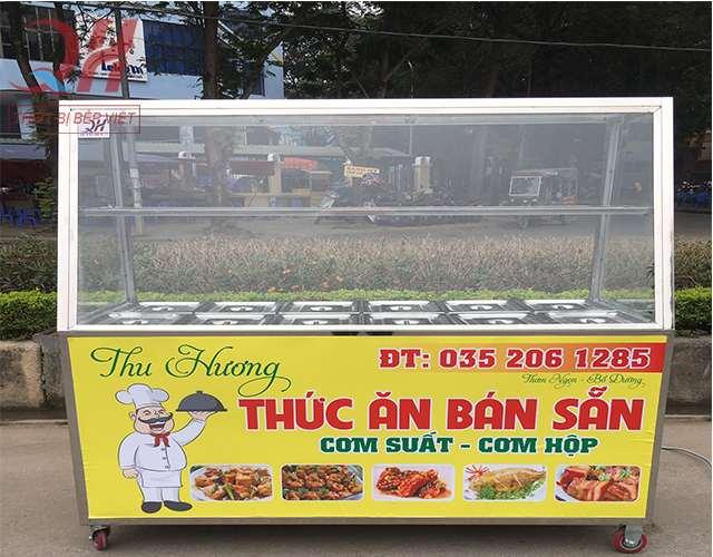 Báo giá tủ hâm nóng đồ ăn tại Quang Huy