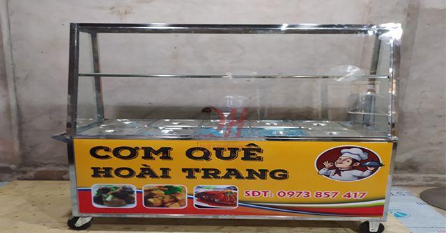 Quang Huy giao máy vặt lông gà cho khách hàng