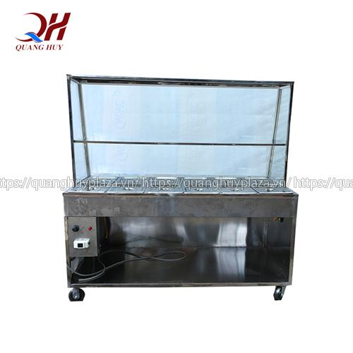 Địa chỉ sửa chữa tủ giữ nóng thức ăn tại Tp.HCM, Hà Nội