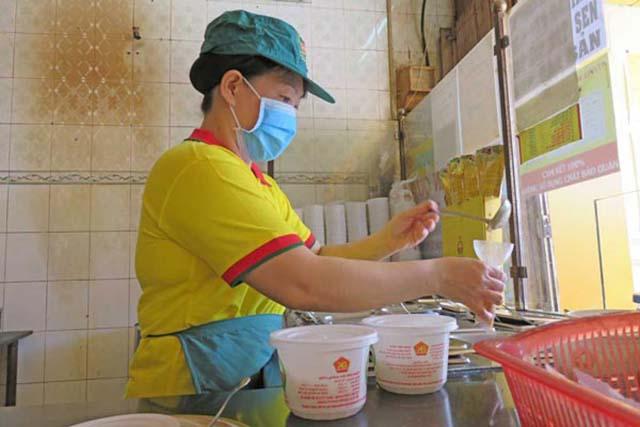 Khách hàng mua nồi nấu cháo Quang Huy, phản hồi của khách hàng với nồi cháo