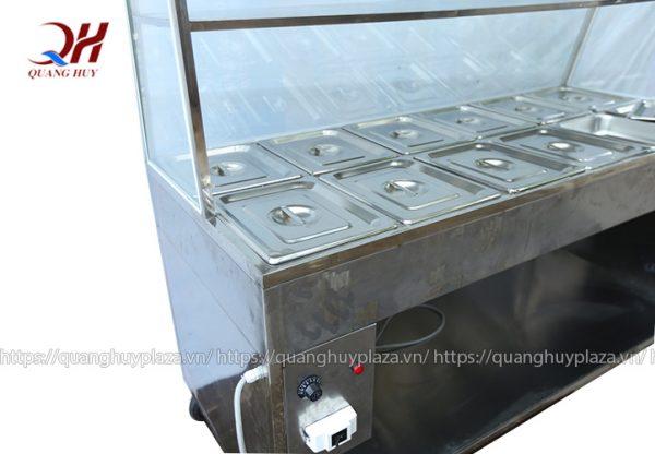 Tủ giữ nóng thức ăn nhập khẩu giá hợp lý so với chất lượng