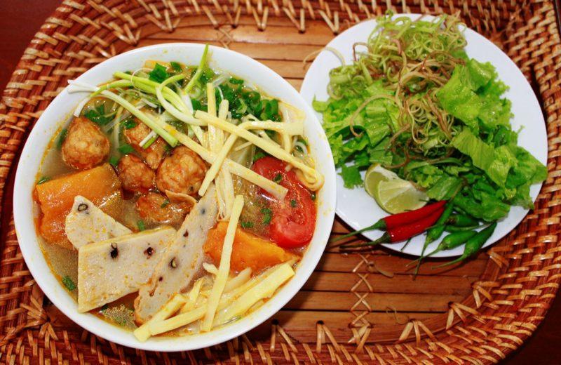 Bún phở là món ăn truyền thống được khá nhiều người yêu thích