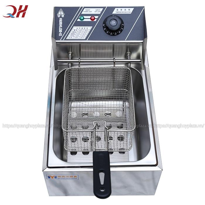 Sử dụng bếp chiên nhúng Quang Huy để đảm bảo hiệu suất kinh doanh