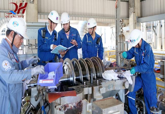 Đội ngũ công nhân của Quang Huy có nhiều năm kinh nghiệm