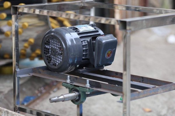 Mua motor ở những cơ sở chất lượng để giảm thiểu tối đa hiện tượng cháy nôt