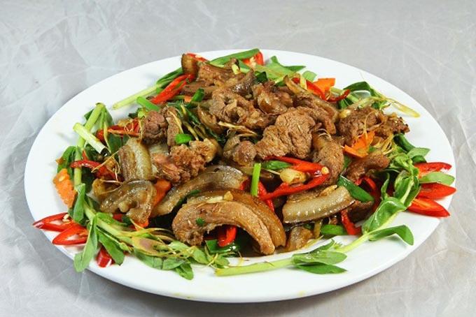Thịt thỏ có thể chế biến được rất nhiều món ăn ngon