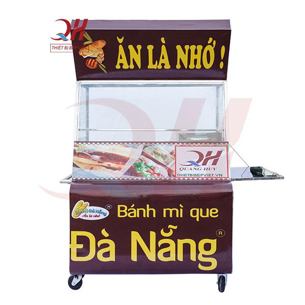 Quang Huy cung cấp đa dạng các mẫu xe bánh mì que chất lượng