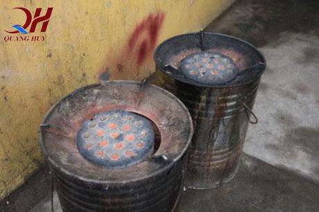 Bếp than thải ra nhiều khí độc có hại cho sức khỏe con người
