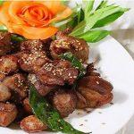 Học làm món thịt dê nướng ngon