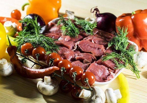 Nguyên liệu cần chuẩn bị làm món thịt dê