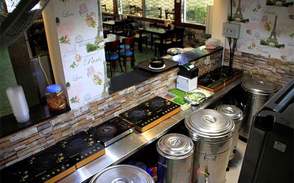 Lựa chọn nồi nấu phở phù hợp với quán ăn