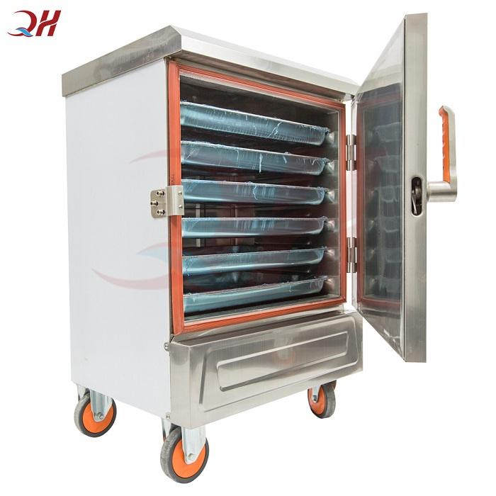 Nên lựa chọn tủ cơm công nghiệp Việt Nam hay tủ Đài Loan