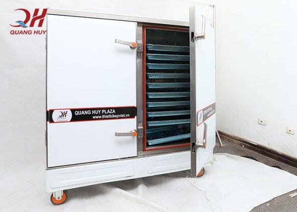 tủ nấu cơm công nghiệp điện