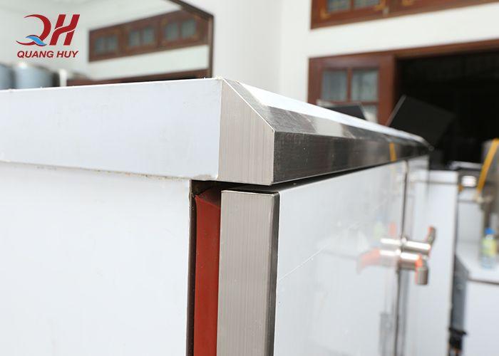 Bạn cảm thấy cánh tủ đóng không chặt thì có thể thay tủ được rồi