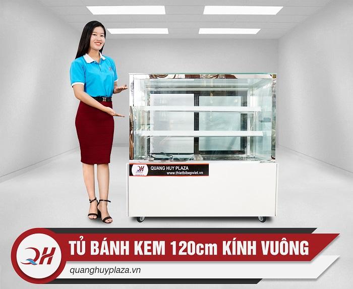 Tủ bánh kem Quang Huy sẽ là lựa chọn hàng đầu cho bạn