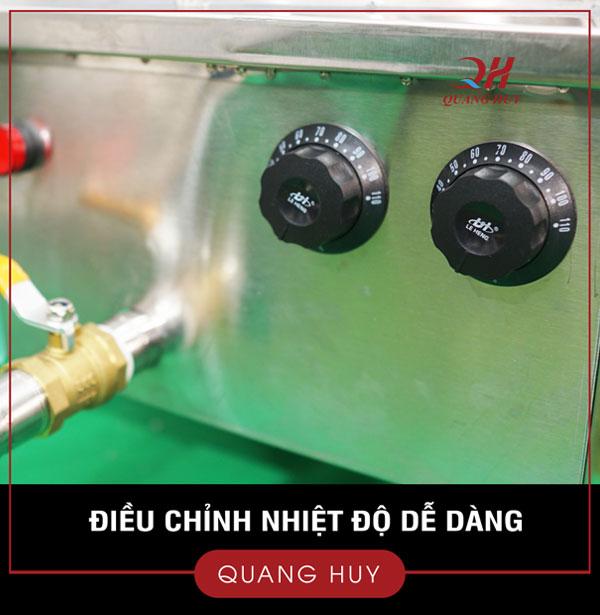 Núm xoay điều chỉnh nhiệt độ nồi phở dùng điện Quang Huy