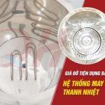 Nồi Nấu Phở Điện 70L Quang Huy