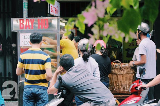 Bánh mì Bảy Hổ lâu đời nhất Sài Gòn