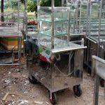 Các mẫu xe bánh mì cũ được bán ra thị trường với nhiều mẫu mã