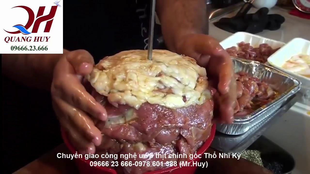 Hướng dẫn công thức ướp thịt bánh mì Thổ Nhĩ Kỳ ngon chuẩn vị 4