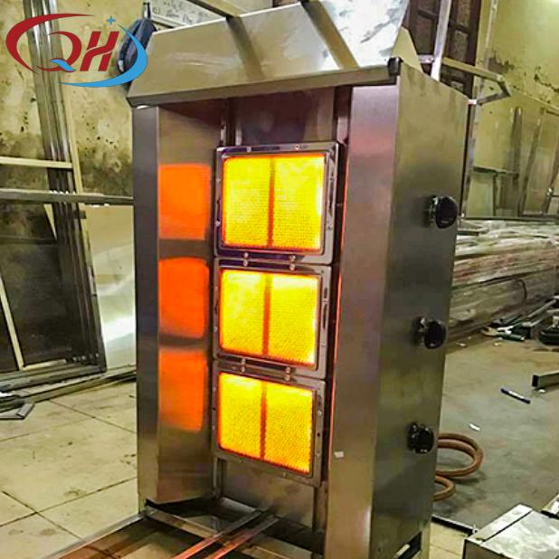 Cẩn thận với những chiếc lò nướng thịt doner kebab cũ trôi nổi trên thị trường 6
