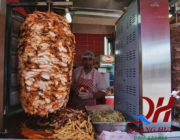 Mách bạn cách ướp thịt nướng doner kebab ngon khó cưỡng