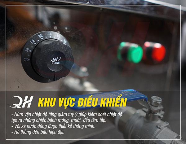 Hệ thống điều khiển nhiệt đồ nồi phở điện