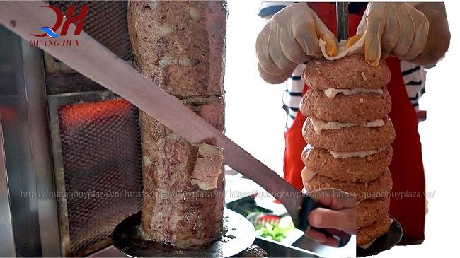 Lò nướng thịt giúp cho cây thịt nướng bánh mì của bạn thơm ngon hơn bao giờ hết!