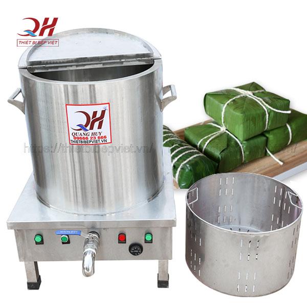 Nồi nấu bánh chưng Quang Huy