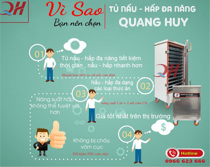 Mua tủ cơm công nghiệp ở Đồng Nai
