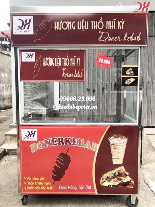 Tủ bán bánh mì tại Tp. Hồ Chí Minh 4