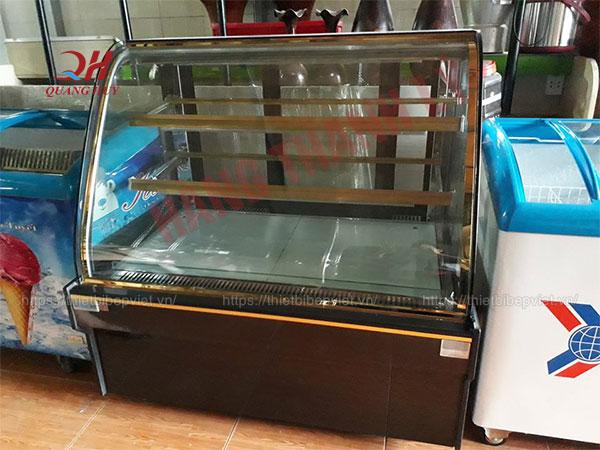 Bán tủ trưng bày bánh kem cũ đã qua sử dụng