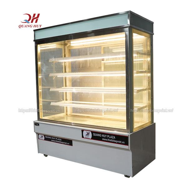 Bán tủ trưng bày bánh kem tại Quang Huy giá rẻ