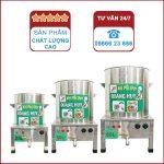 Bộ 3 nồi nấu phở điện Quang Huy