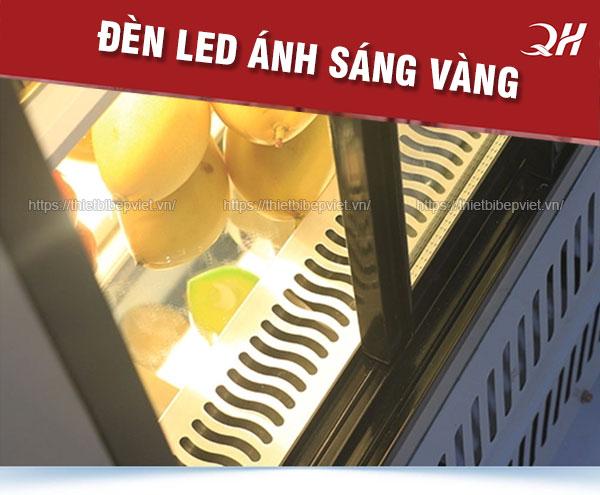 Đèn Led Ánh sáng vàng tủ trưng bày bánh kem