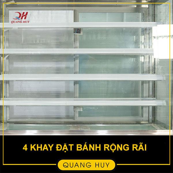 Khay đặt bánh tủ trưng bày bánh kem 5 tầng