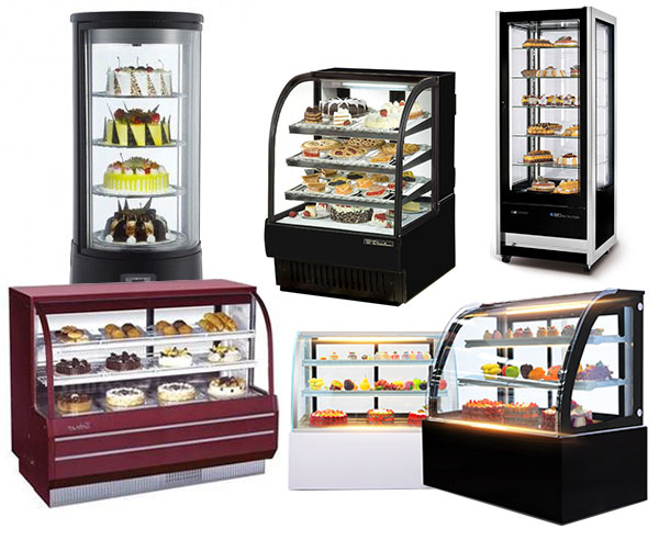 Địa chỉ bán tủ bánh kem cho quán cà phê uy tín