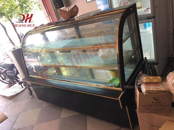 Mua thanh lý tủ bánh kem cũ giá rẻ