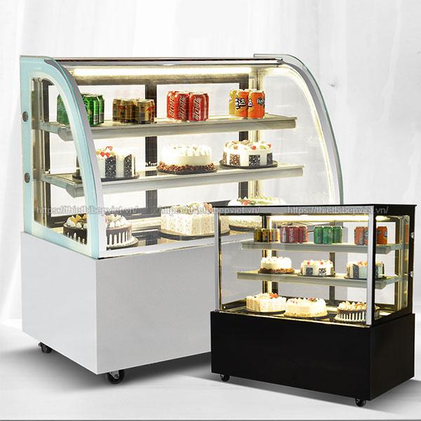 Tủ bánh kem nhập khẩu chất lượng cao