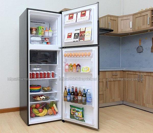 Tủ lạnh bảo quản bánh kem