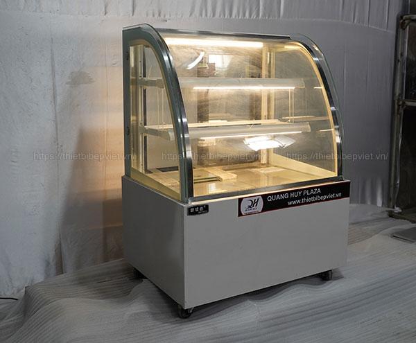 Tủ lạnh trưng bày bánh kem 3 tầng Quang Huy
